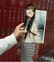 Book Face Friday!