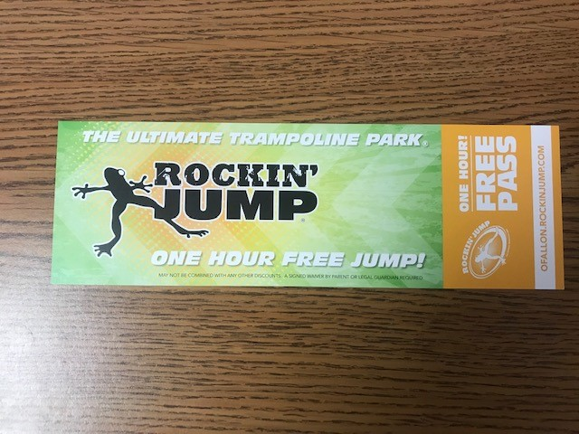 PTSO Rockin' Jump Tickets for Sale
