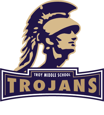 Troy Middle School Logo