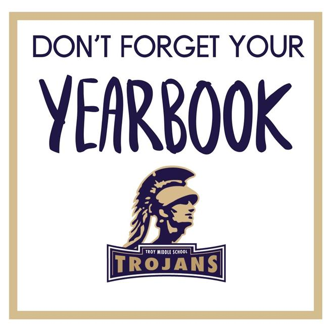 Order your 2020-21 Yearbook!