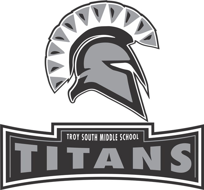 Troy South Middle School Logo