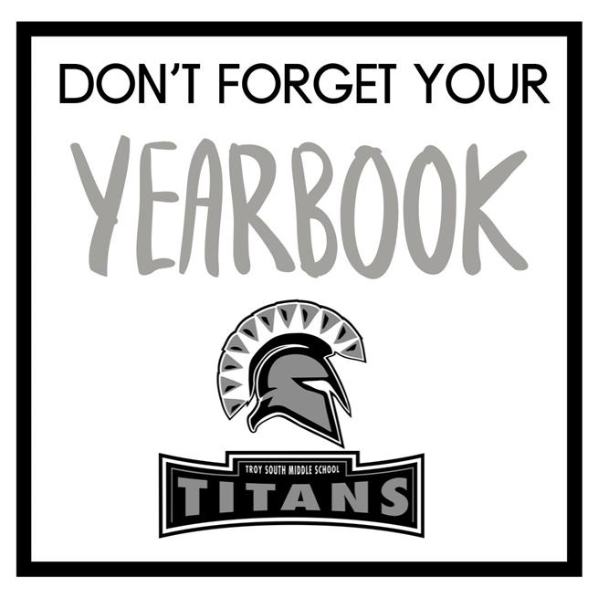 titans yearbook