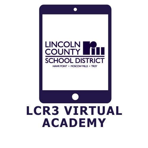 LCR3 Virtual Academy Logo