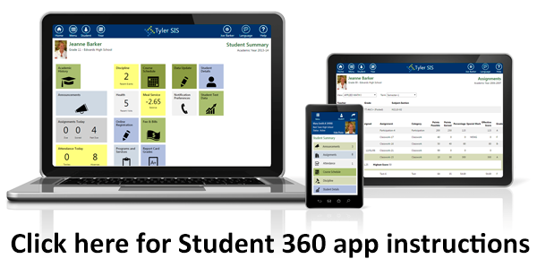 Student 360 app instructions