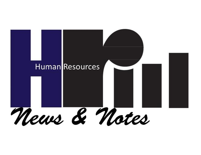 HR News and Notes Logo
