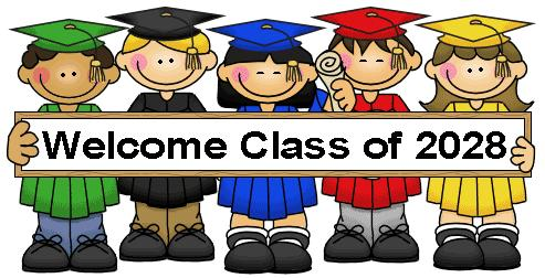 Welcome Class of 2028
