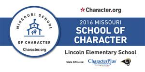 2016 MO School of Character